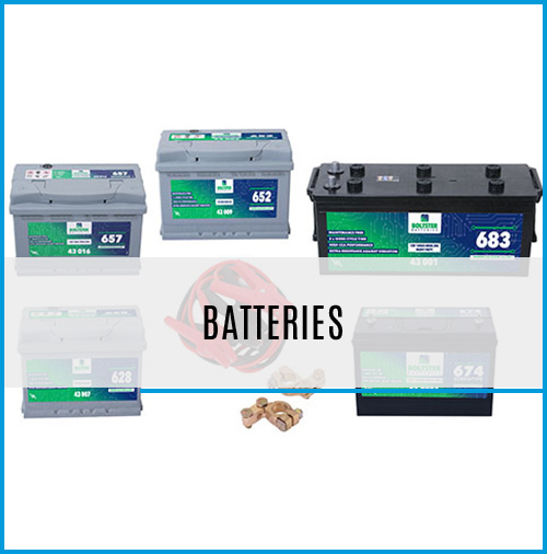 Batteries Button